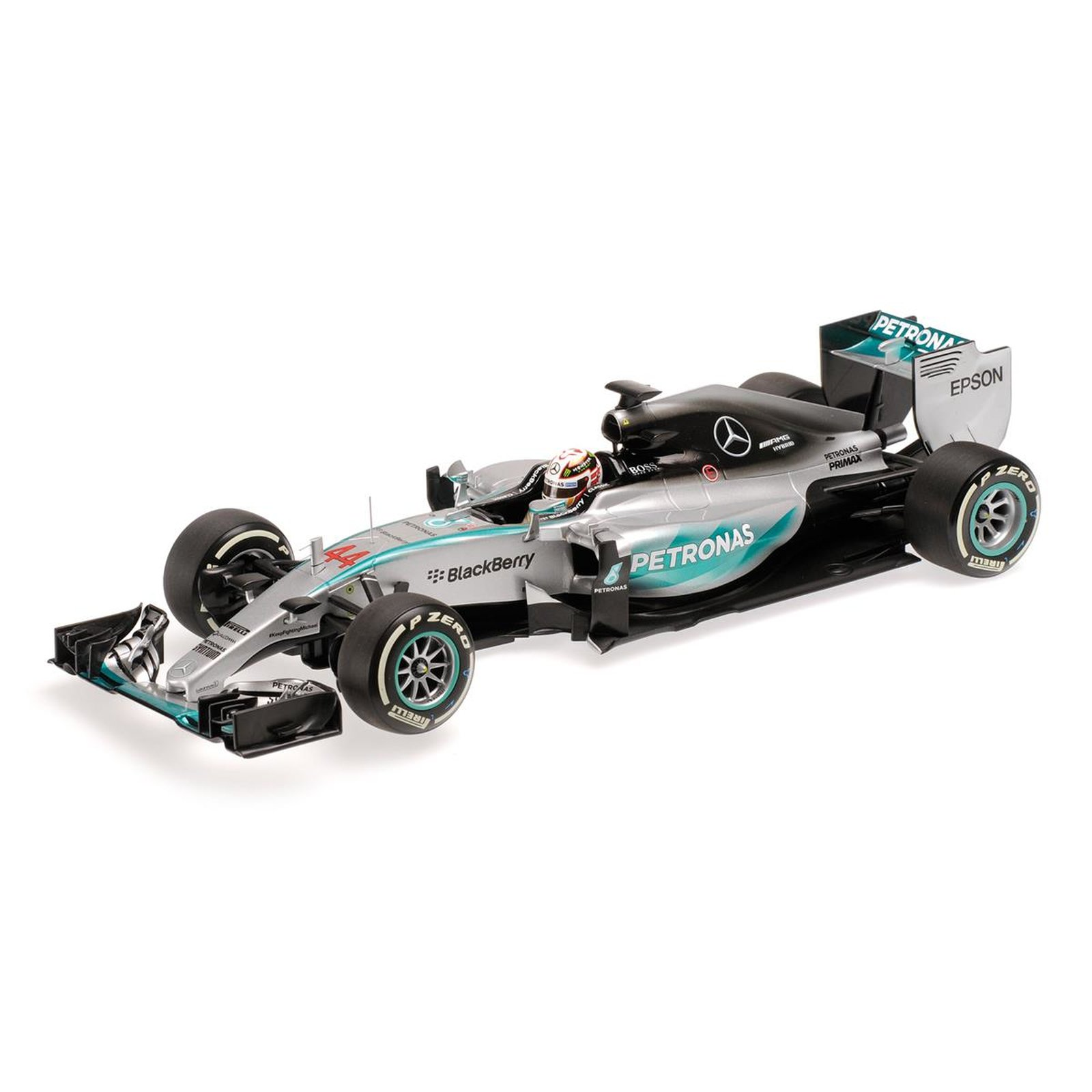 minichamps 110150044 mercedes amg petronas f1 team w06. Black Bedroom Furniture Sets. Home Design Ideas