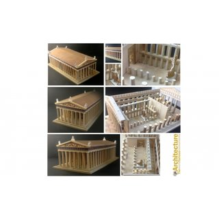 ITALERI 510068001 1:250 PARTHENON easy assembly kit