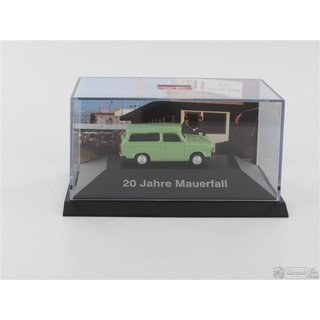 *Herpa 294522 Trabant 601, 20 Jahre Mauerfall  Maßstab: 1:87