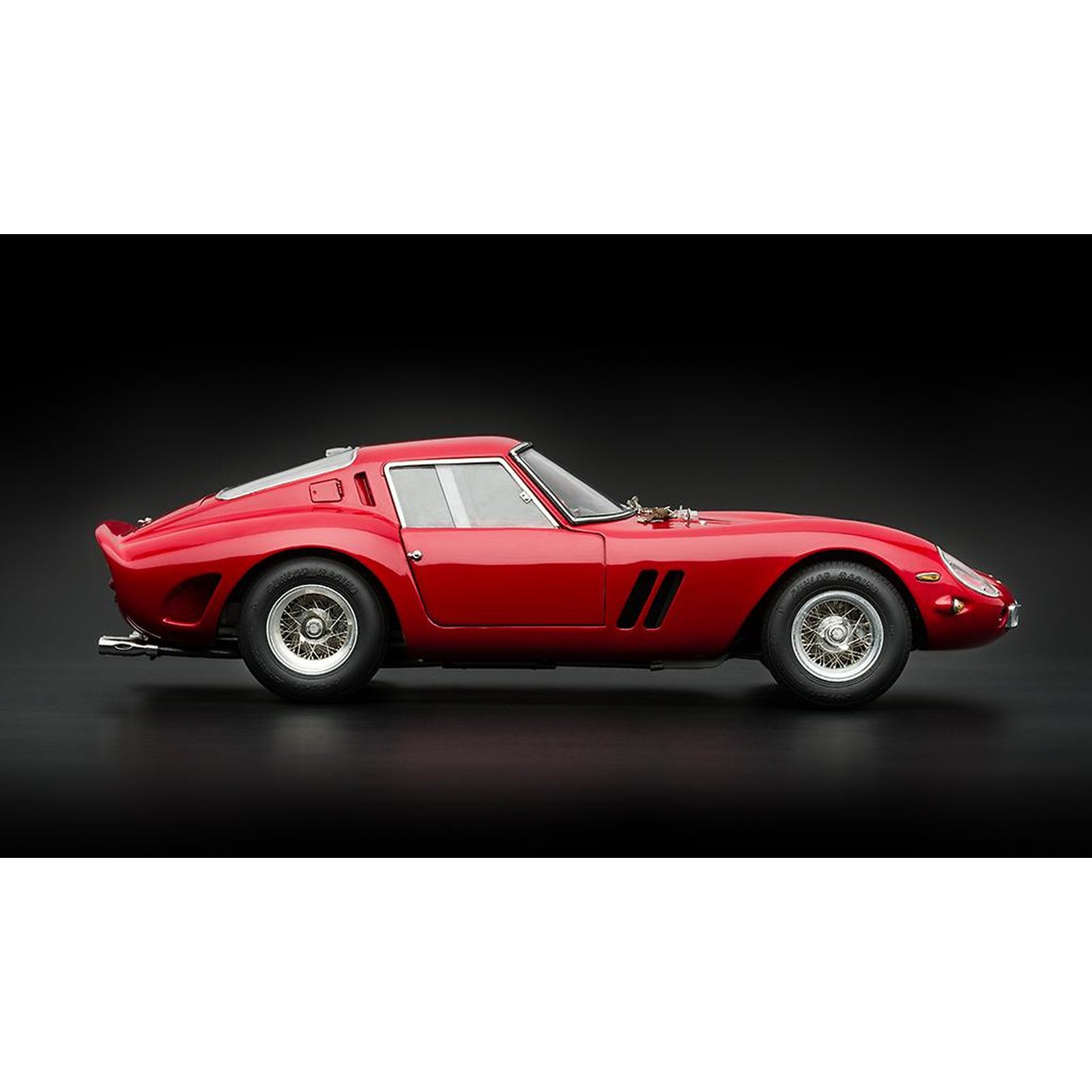 cmc m 154 ferrari 250 gto 1962 rot massstab 1 18. Black Bedroom Furniture Sets. Home Design Ideas