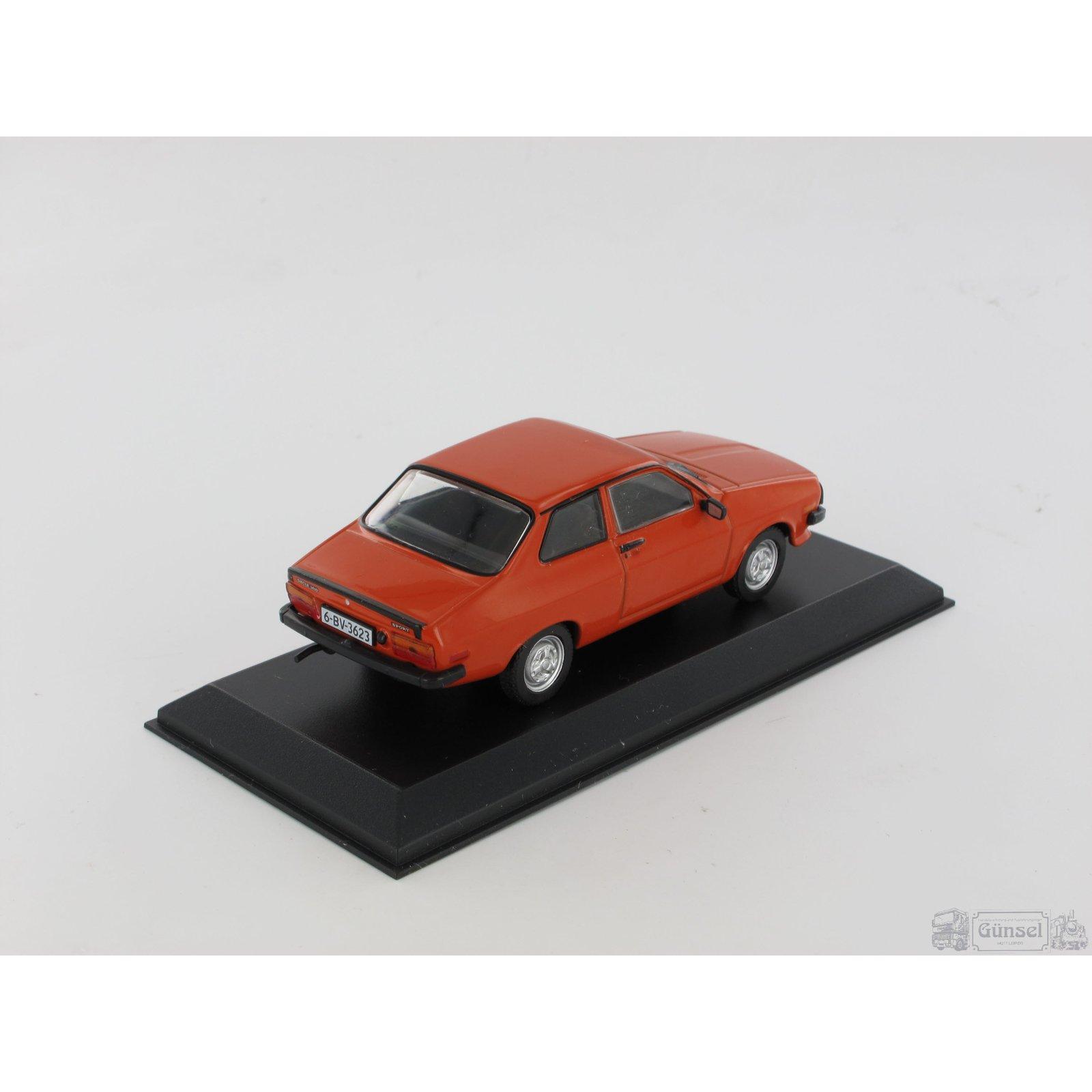 ixo 431070 blister dacia 1410 sport orange ma stab 1 43. Black Bedroom Furniture Sets. Home Design Ideas