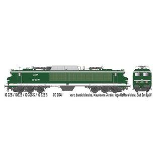 Ls Models Ls10325 Cc 6541 Grün Weiße Linie M Spur H0