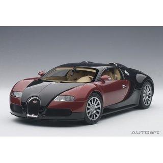 autoart 70909 bugatti eb 16.4 veyron produc