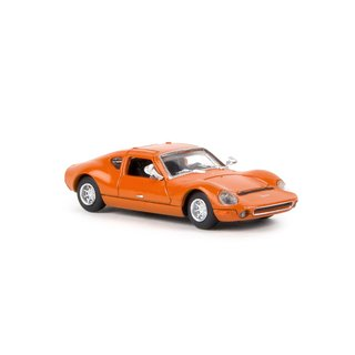 Brekina 27403 Melkus RS1000, orange Maßstab: 1:87