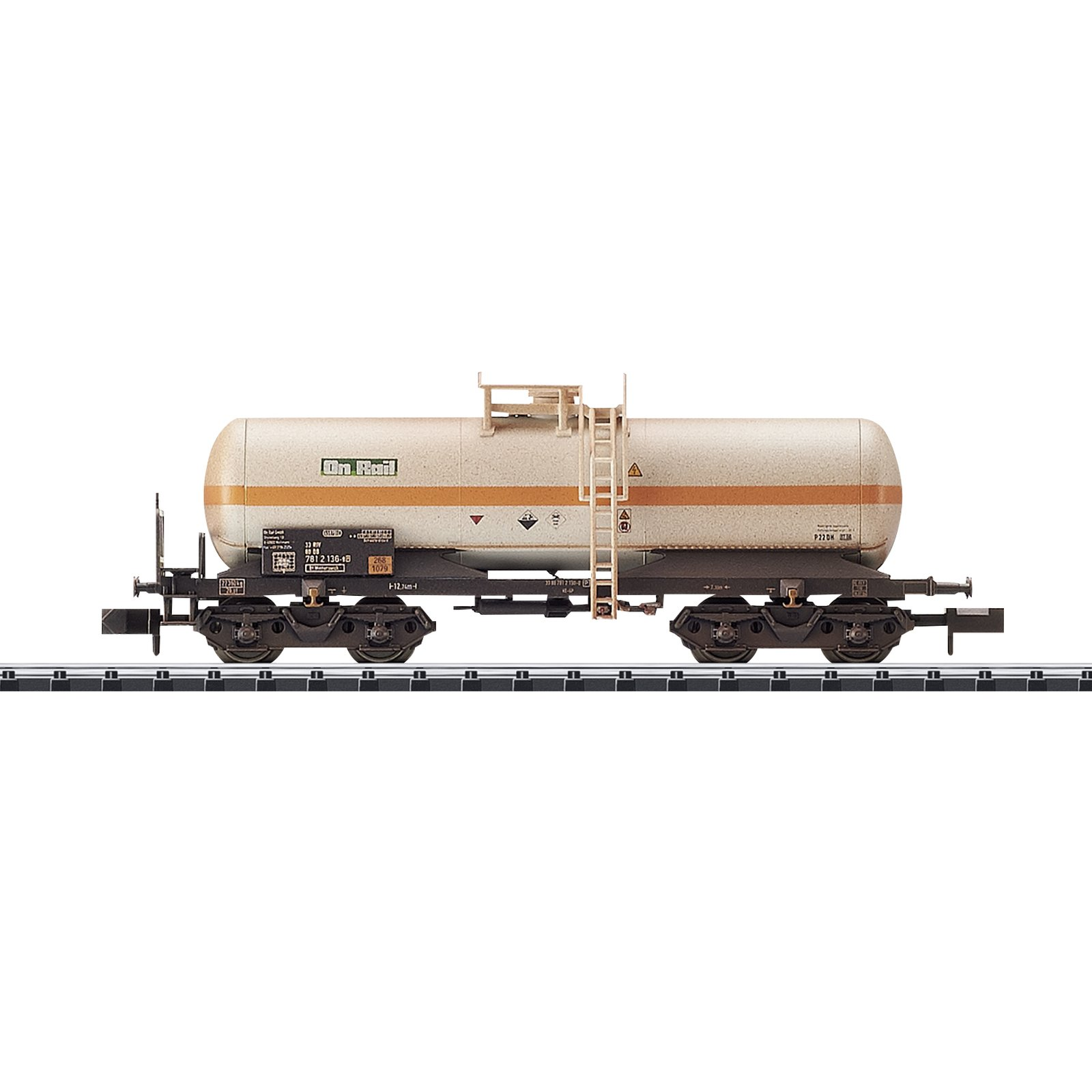 4 x Griffstange Hochbordwagen Güterwagen LGB 40210-E9018 Ersatzteile NEU