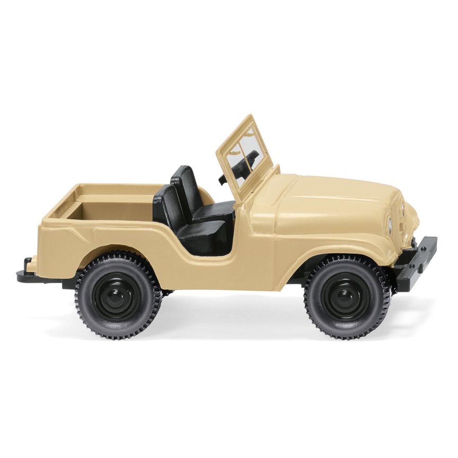 wiking 001102 jeep weltenbummler ma stab 1 87. Black Bedroom Furniture Sets. Home Design Ideas
