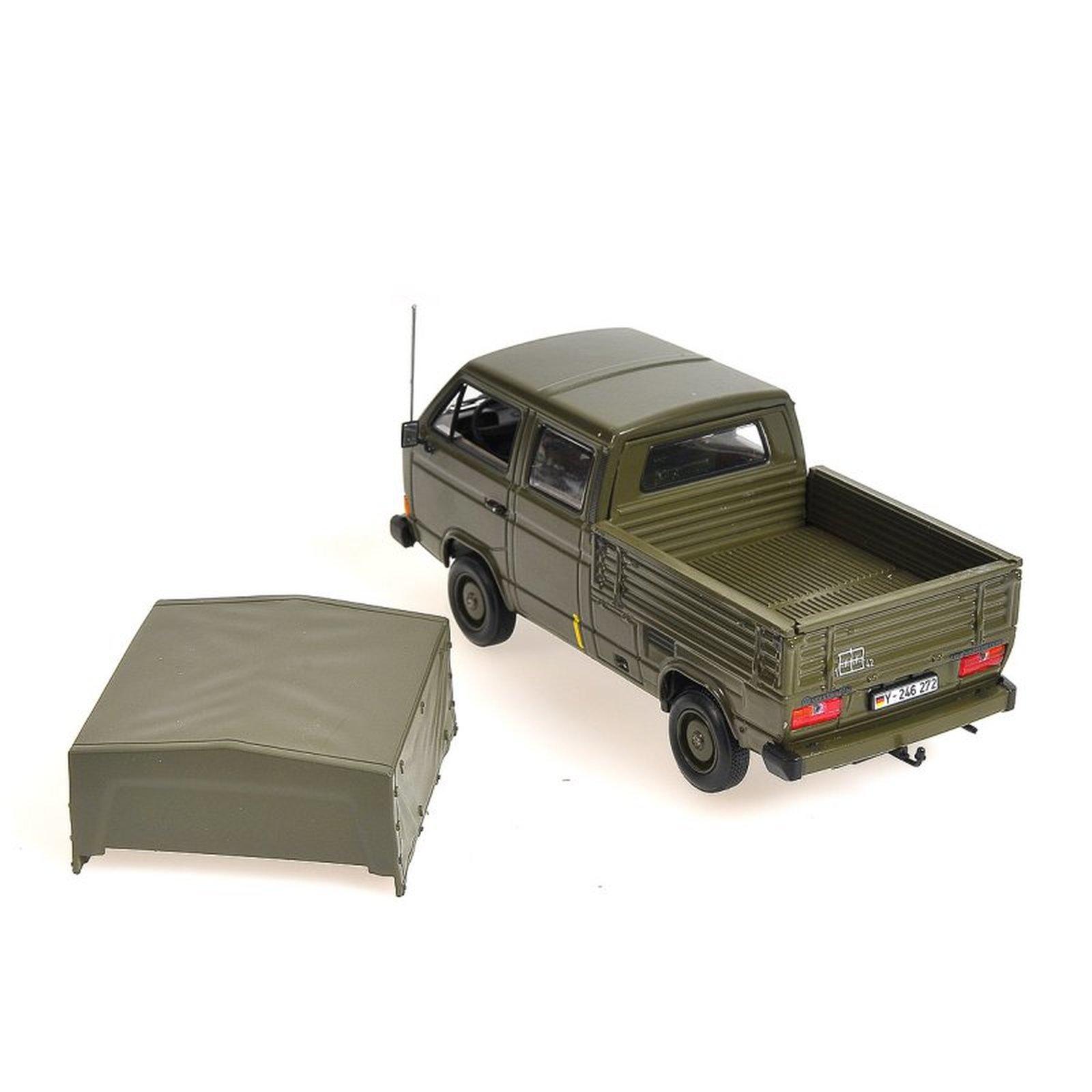 minichamps 400055291 volkswagen t3 doka pritsche 1983. Black Bedroom Furniture Sets. Home Design Ideas