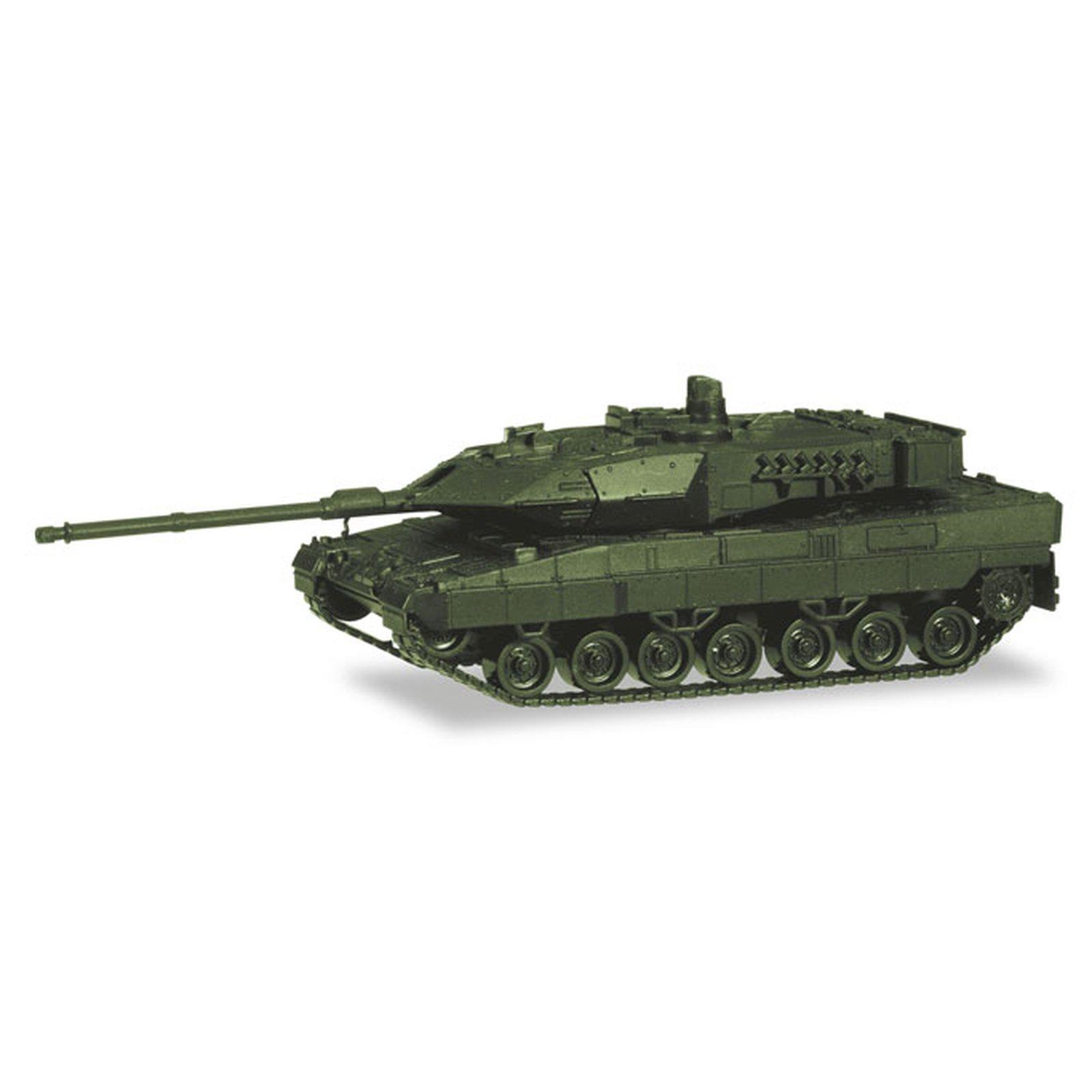 herpa 746182 kampfpanzer leopard 2a7 undekoriert ma stab. Black Bedroom Furniture Sets. Home Design Ideas