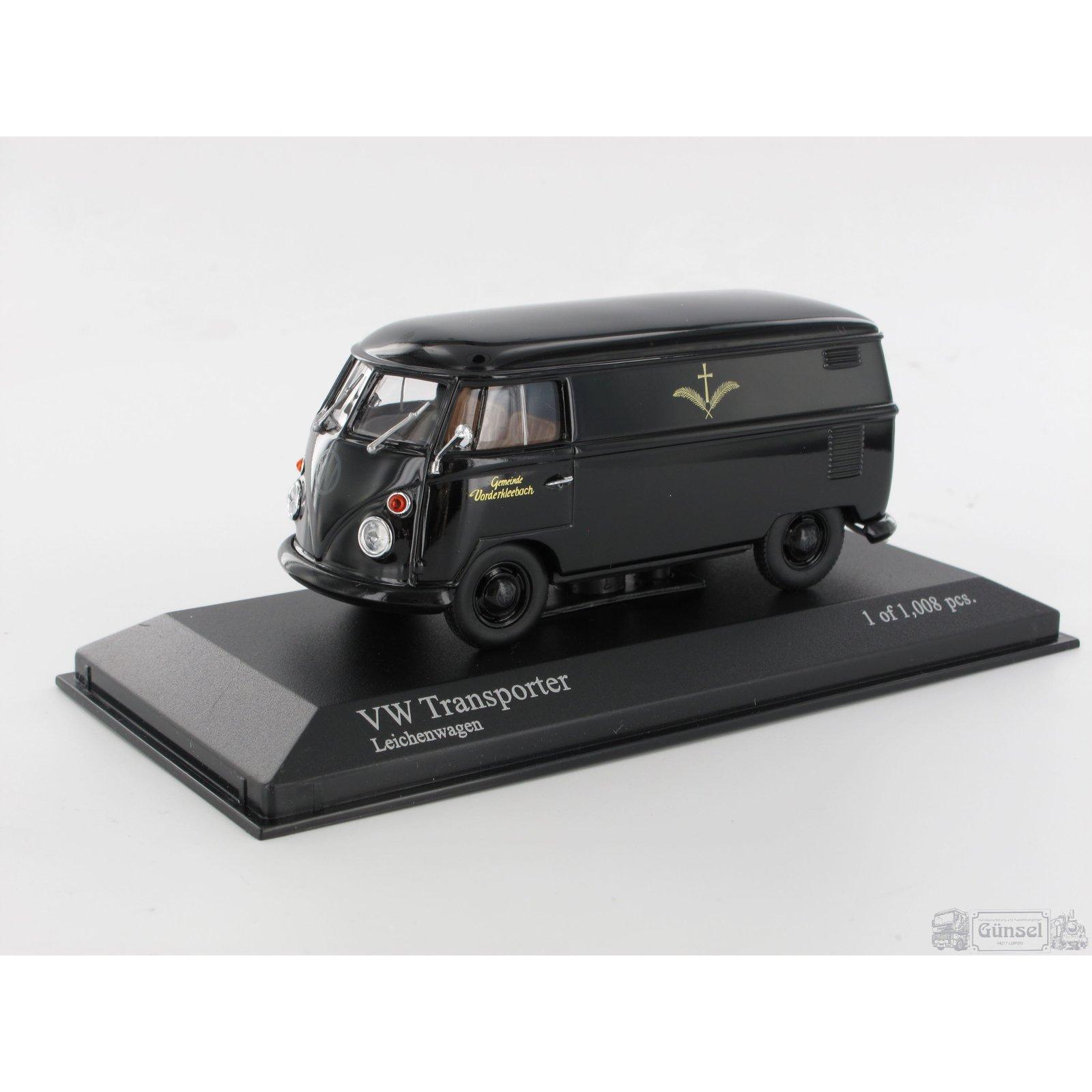 minichamps 430052211vw t1 leichenwagen 1963 massstab 1 43. Black Bedroom Furniture Sets. Home Design Ideas