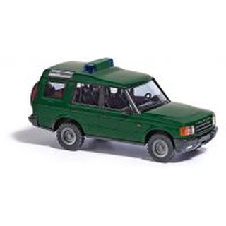 Busch 51925 Land Rover Discovery, Zoll, 1998  Maßstab 1:87