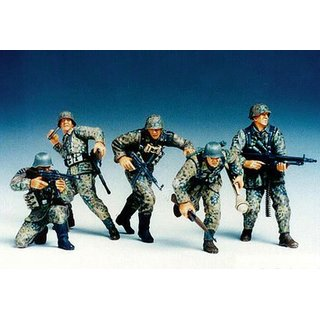 Tamiya 300035196 1:35 WWII Fig.-Set Dt. Fronts