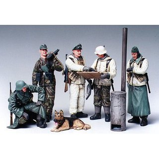 Tamiya 300035212 1:35 WWII Fig-Set Dt.Sold.Bef