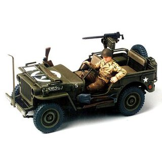 Tamiya 300035219 1:35 WWII US Willys Jeep MB 4