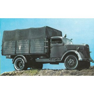 ITALERI 510000216 1:35 Deutscher Truck 3to. Type S