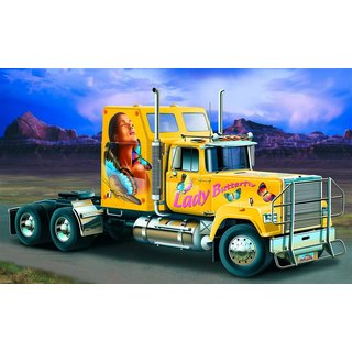 ITALERI 510003820 1:24 U.S. Superliner Power Truck