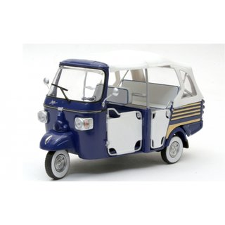 ITALERI 510068006 1:18 IT PIAGGIO APE 50 Calessino