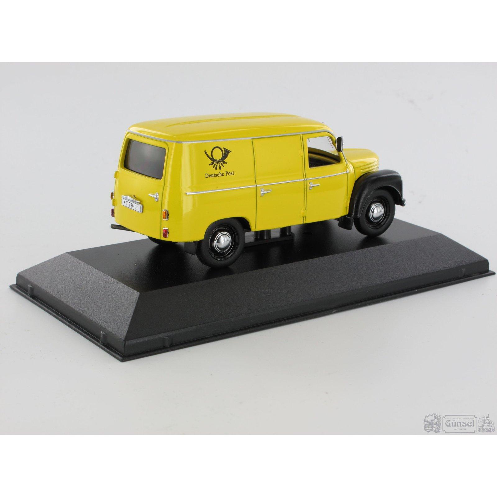 ixo ist053 ifa framo v90 1 2 kastenwagen 1954 massstab 1 43. Black Bedroom Furniture Sets. Home Design Ideas