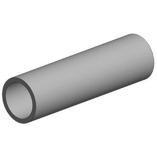 5 Stück Durchm.3,2 mm 35 cm lang 1//8 EVERGREEN 500224 Rundröhre
