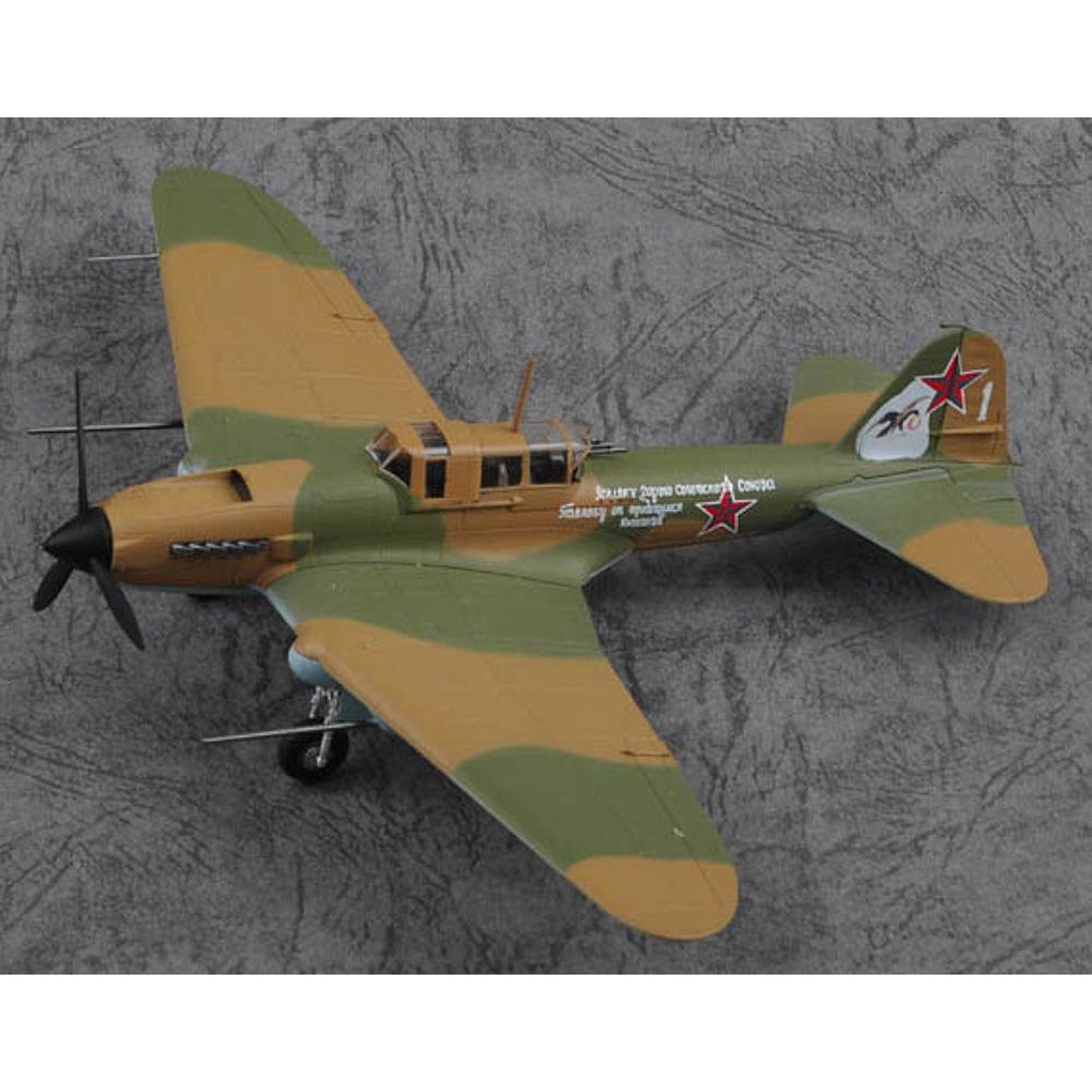 EASY-MODEL 736410 1/72 Iljuschin IL-2M3, Weisse 1