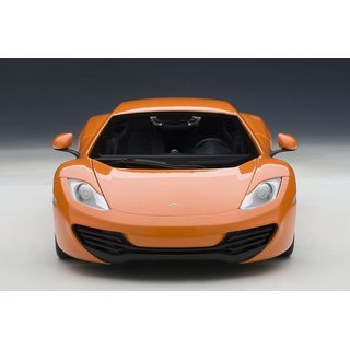 AutoArt 76006 MCLAREN MP4-12C (ORANGE) Massstab: 1:18