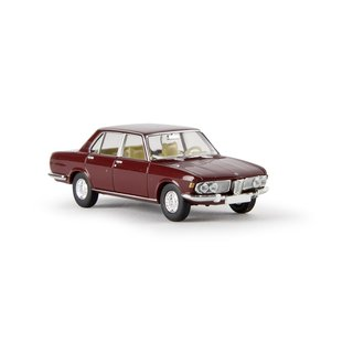 *BREKINA 13600 BMW 2500, purpurrot Massstab 1:87