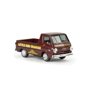 BREKINA 34331 Dodge A 100 Pick-up, Little Red Wagon Massstab: H0