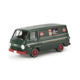 BREKINA 34368 Dodge A100 Van, REA/Nationwide  TD Massstab: H0