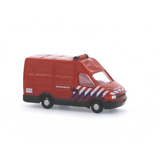 RIETZE 16170 Iveco Daily Brandweer Massstab: 1:160