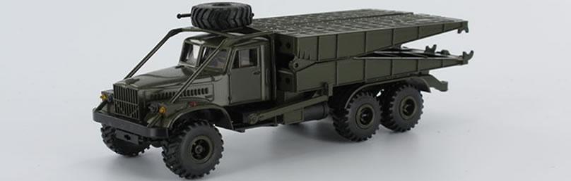 RK-Modelle® 108410 KrAZ 255 Sturmbrücke TMM-3