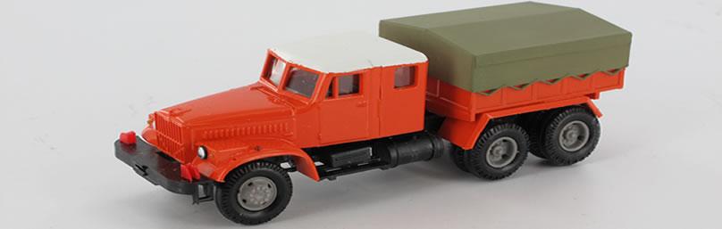 RK-Modelle® 130920-or KrAZ 258 Schwerlast-ZM