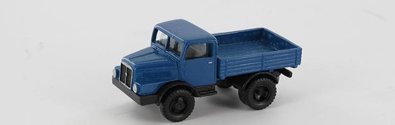 RK-Modelle® TT0410 IFA S4000 Pritsche Zugmasc