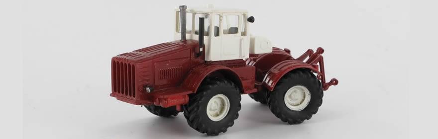 RK-Modelle® 997220 Kirovets Traktor K700 rt/w