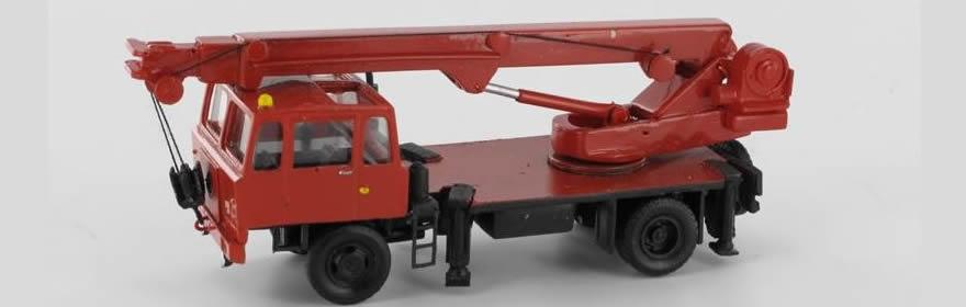 RK-Modelle® 050130a ADK125 FW-Kranwagen