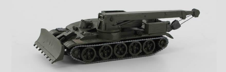 RK-Modelle� 816110-F T55 TK Kranpanzer Massst
