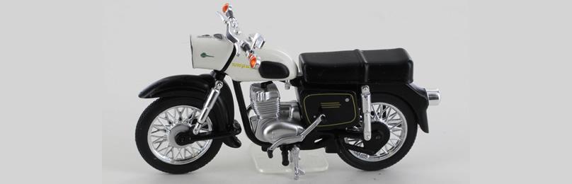 IXO 24109 MZ ES 150, schwarz/beige, 1962-78 M