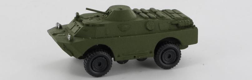 RK-Modelle® TT0003 BRDM-2 m.Kanone Maßstab: 1