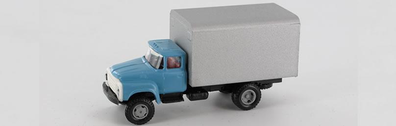 RK-Modelle® TT0006 ZIL130 Koffer Massstab: 1: