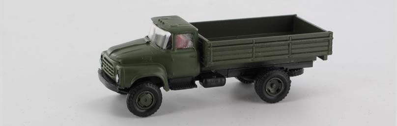 RK-Modelle® TT0008-B ZIL130 Mil. Pritsche Mas