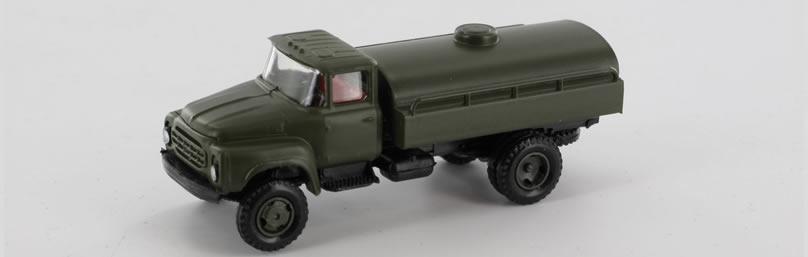 RK-Modelle® TT0011-B ZIL130 Mil-Tankwagen (ei