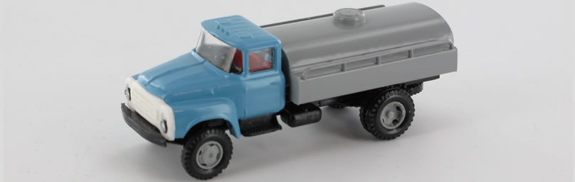 RK-Modelle® TT0011 ZIL130 Tankwagen (ein Tank