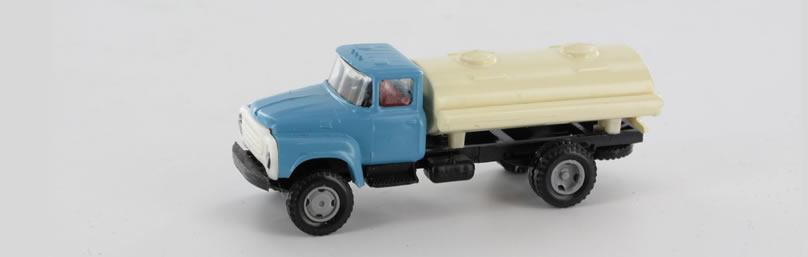 RK-Modelle® TT0017 ZIL130 Tankwagen (2x Tankd