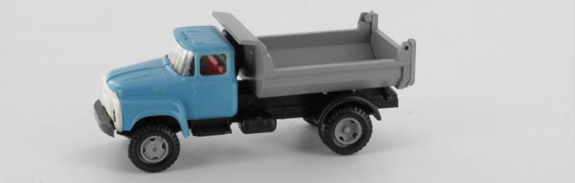 RK-Modelle® TT0019 ZIL130 Kipper (eck/schräge