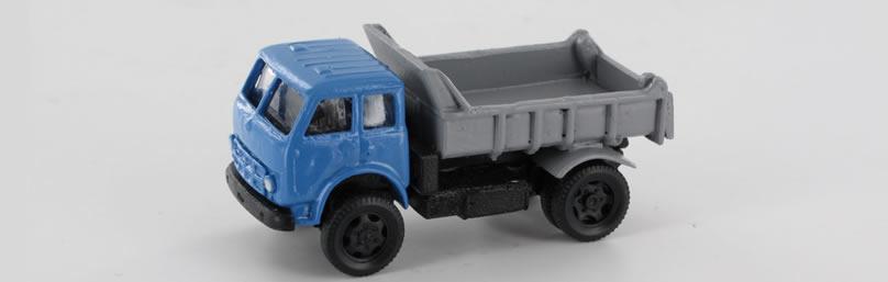RK-Modelle® TT0022 MAZ 503 Hinterkipper Masss