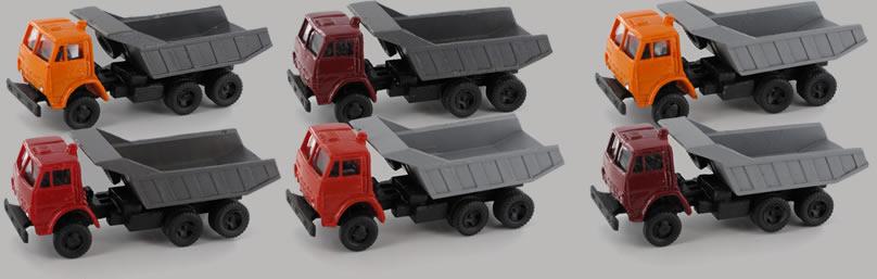 RK-Modelle® TT0079 KamA Z5320 Muldenkipper Ma