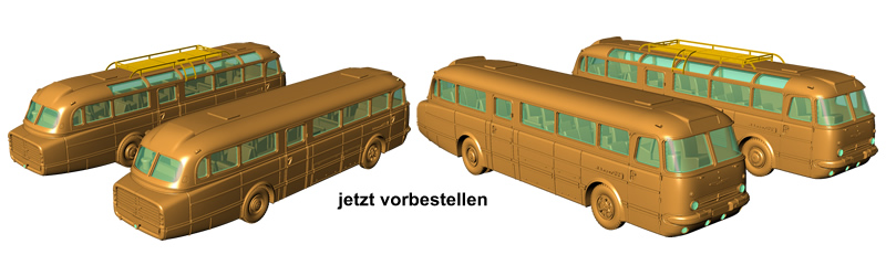 RK-Modelle® TT07 Ikarus 55  Maßstab: 1:120