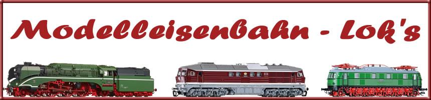Modell Eisenbah Loks