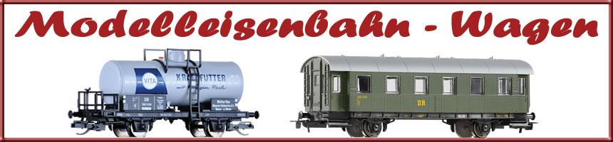 Modellbahn Wagen