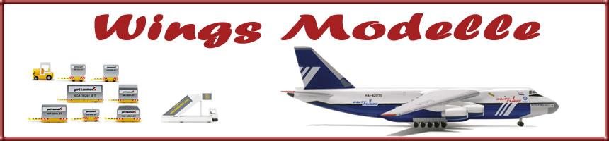 Wings Modelle